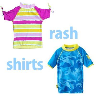 Baby Banz Rash Shirts
