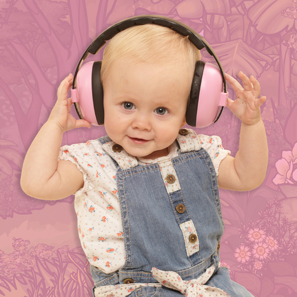 Banz Carewear for Kids - Hear no Blare Baby 1000px