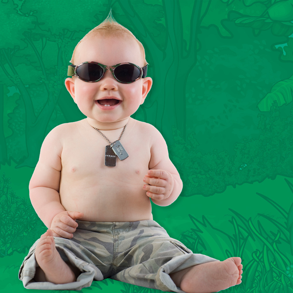 Banz Carewear for Kids - See no Glare Baby 1000px